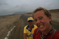 PERU, A BIT OF HISTORY, CHAN CHAN; August `09